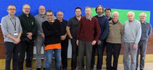 Some Of Heatons' Men In Sheds Regulars